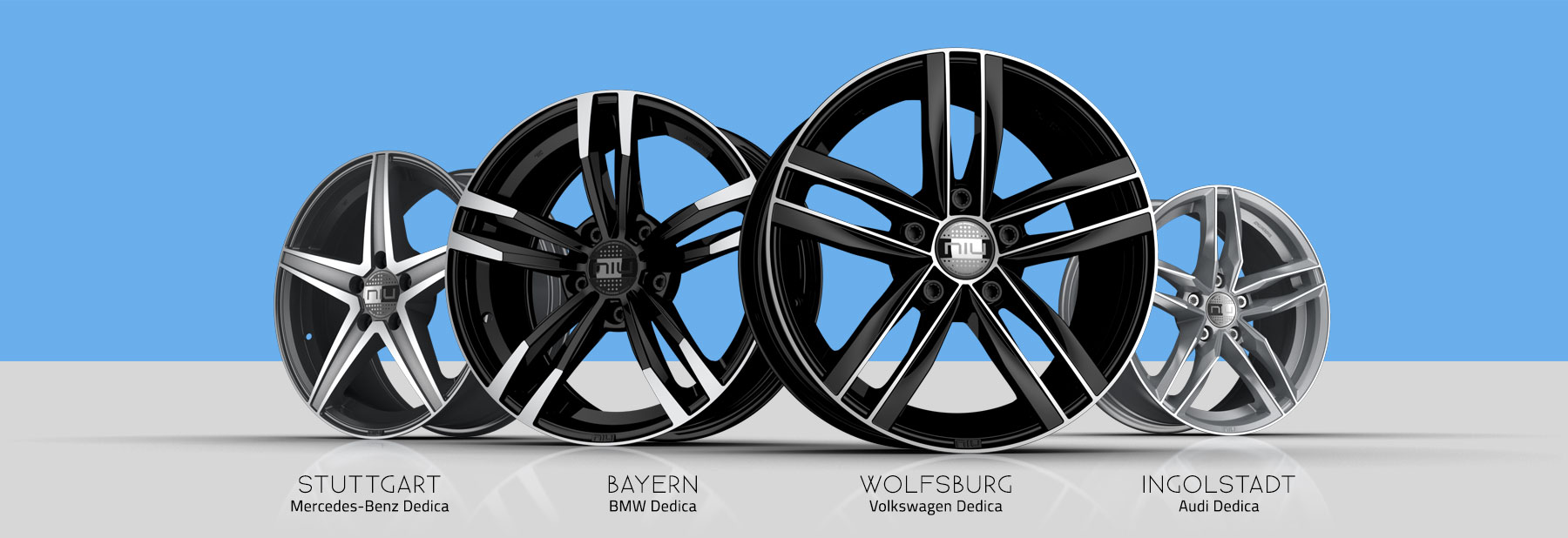 NIU Wheels